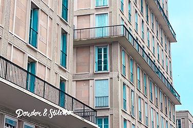 Bâtiments ville du Havre